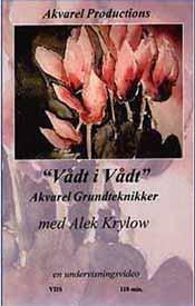 akvareller af alek krylow